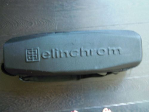 ELLINCHROM SOFT SHELL CASE FOR 2X D LITE FLASH HEADS